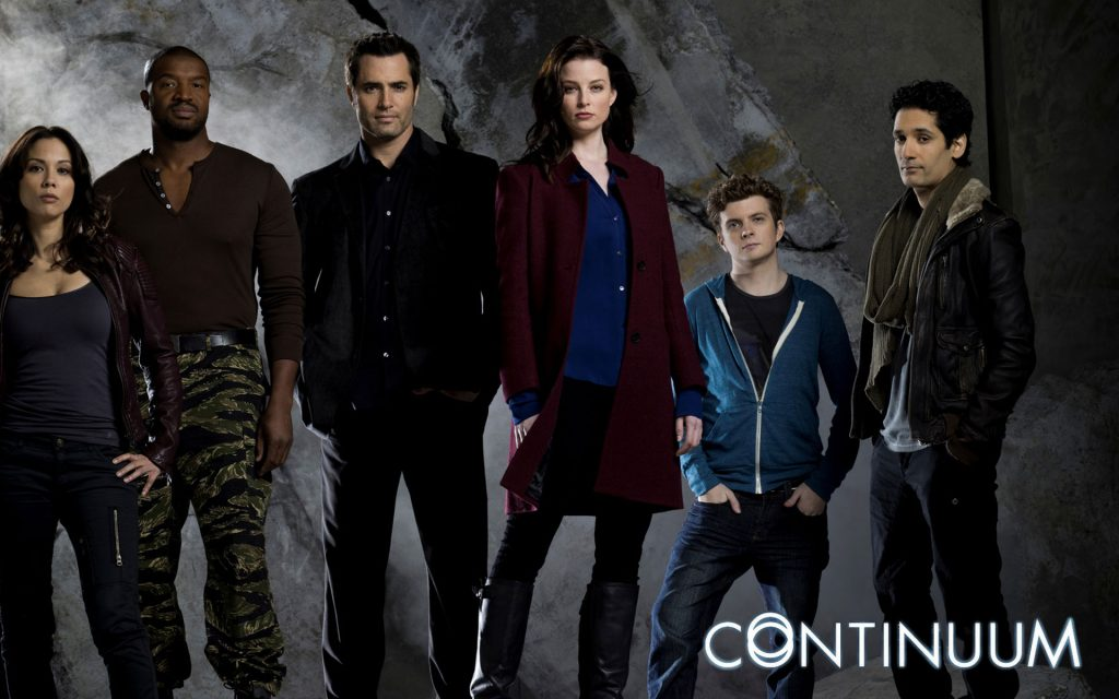 Continuum, a group of people