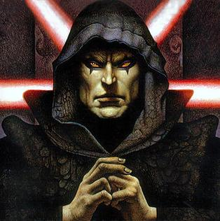 top 10 sith in Star Wars, a man with a hood