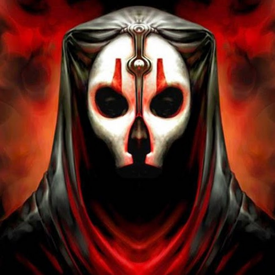 top 10 sith, a man with a mask