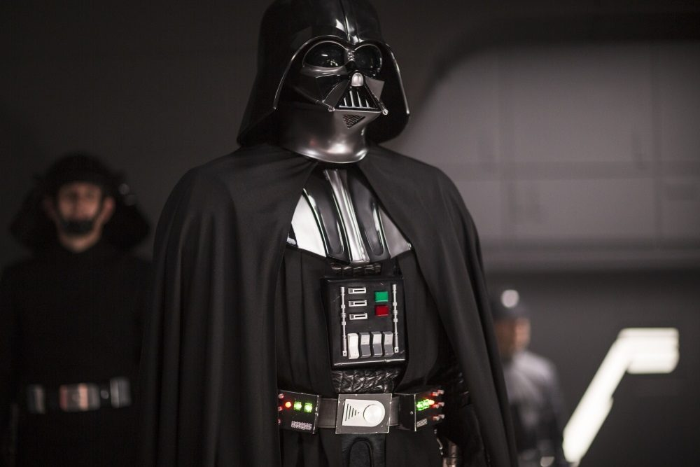 Top 10 sith in Star Wars, a man with a helmet
