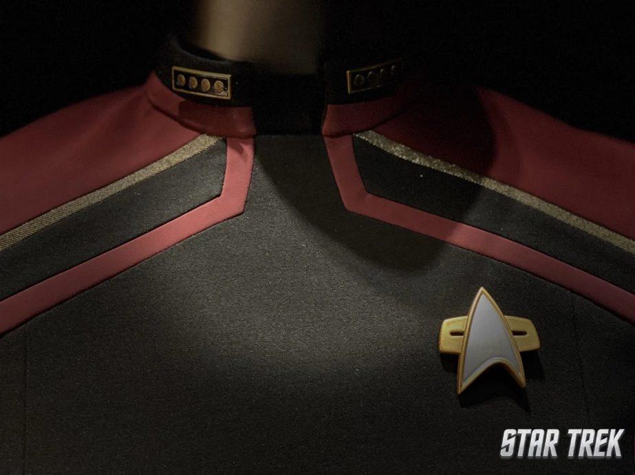 Star Trek: Picard, uniform