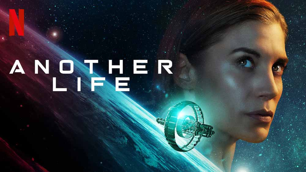Another Life, spaceship, one woman