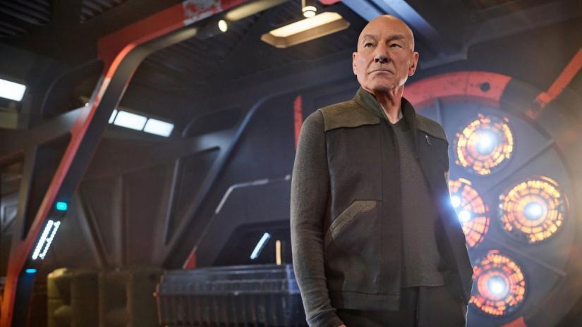 Star Trek, one man