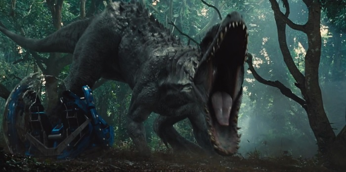 Prehistoric movie monsters